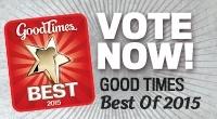 Vote Now! graphic