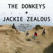 The Donkeys + Jackie Zealous @ the Crepe!