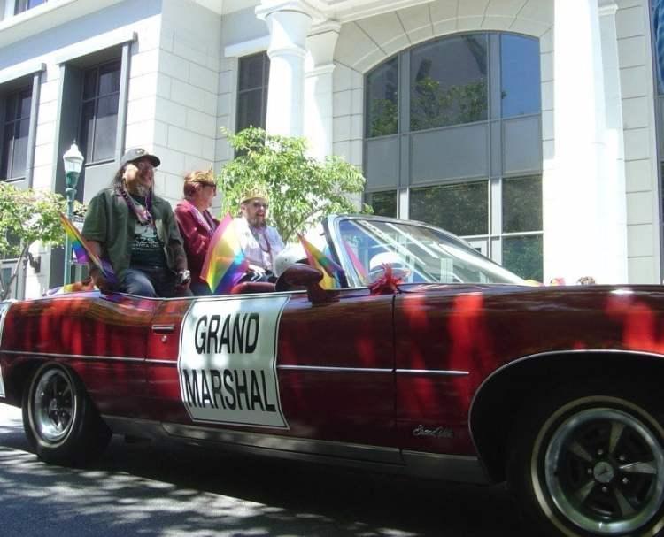 2012 SCPride Marshals
