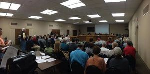 300x149 Crowd, in Greater Lowndes Planning Commission, by Gretchen Quarterman, for Lowndes Area Knowledge Exchange, 31 March 2014