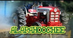 Logo, in Alapahoochee Antique Tractor Show & Historic Farm Heritage Days, by Lake Park Chamber of Commerce, 24 October 2014