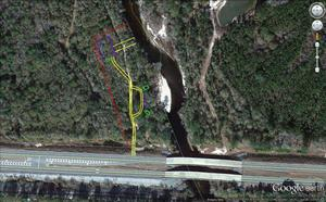 300x186 Naylor Boat Ramp aerial, in Maps from board packet, by John S. Quarterman, 10 February 2015