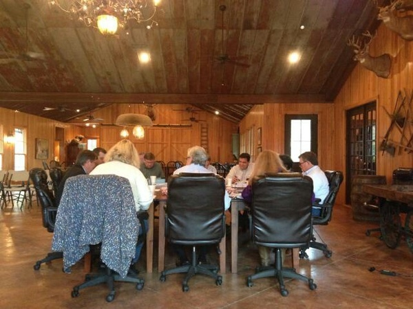 600x450 Around the table, in Finance, by Gretchen Quarterman, 5 February 2015
