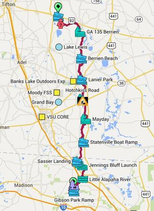300x411 ARWT, in Alapaha River Water Trail, by John S. Quarterman, 7 April 2015