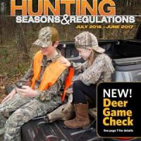 WMA check-in hunt does not count towards Georgia bag limit