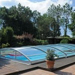 Abri piscine Abrideal mezzo