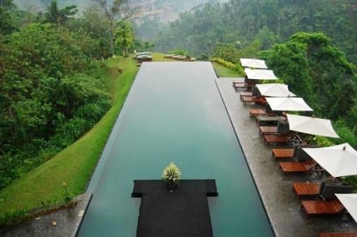 Piscine de l'hotel Alila Ubud à Bali