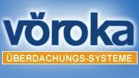 Logo fabricant d'abri piscine Voroka