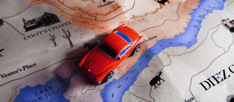 circuits de voitures nomades