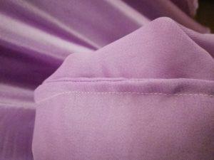 couture anglaise robe de raiponce