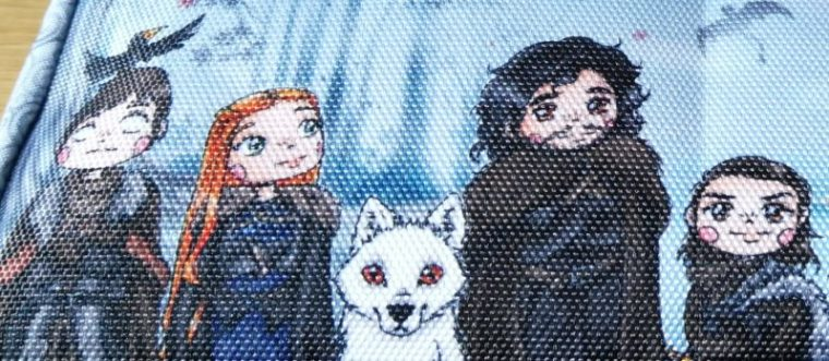 coupon trousse game of thrones