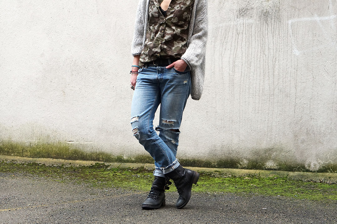 2_look_blog_mode_chemise_militaire_camouflage_jennyfer_levis_501_ct