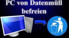 Vermeidung von Datenmüll 0
