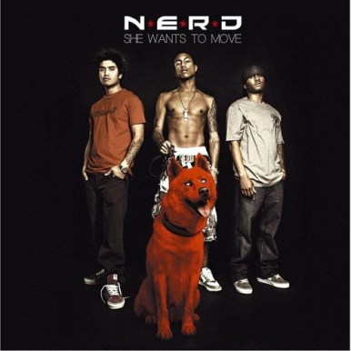 N.E.R.D. - She Wants To Move (Mat.Joe's Moove Groove)