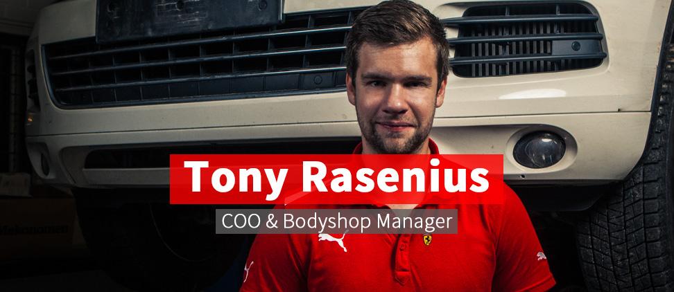 Tony Rasenius