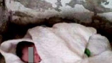 قتلت طفلها الوحيد ووضعت جثته في مسجد