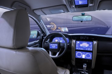 L4B Automotive Infotainment system