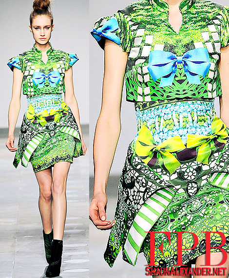Mary Katrantzou fashion