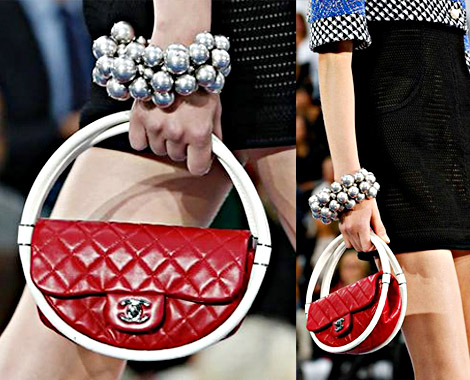 d8fa1718dc3b Chanel?s Spring 2013 Hula Hoop Bag: Winner or Disaster?World's ...