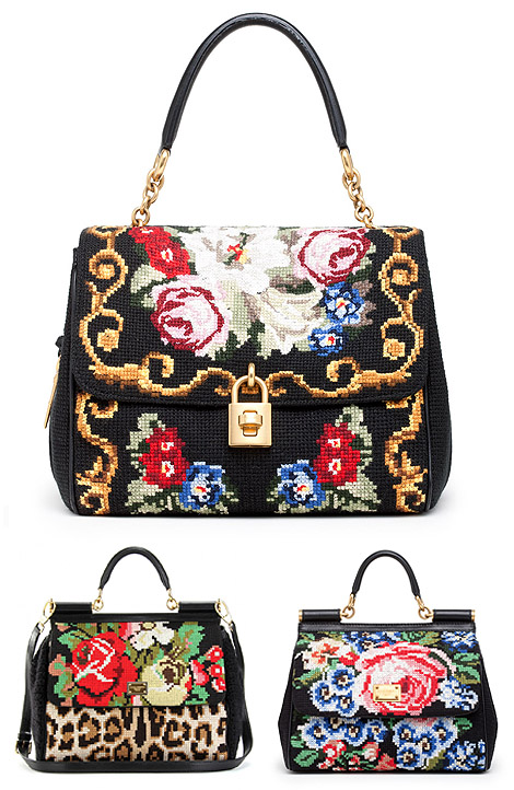 Dolce and Gabbana miss sicily