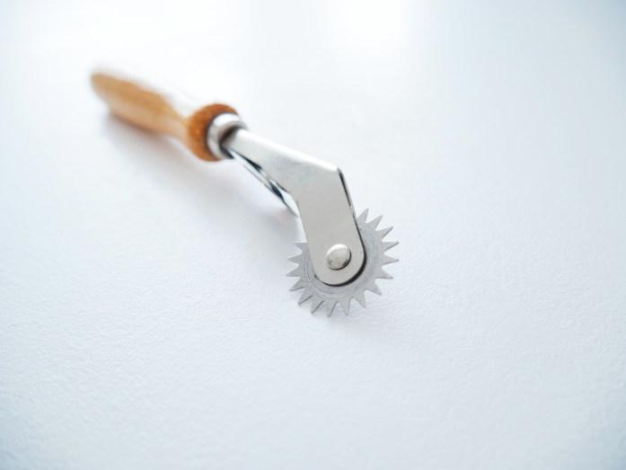Grundausstattung Nähen - was braucht man zum Nähen - Kopierrädchen