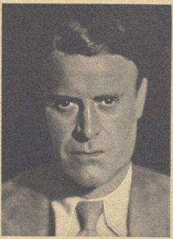 Gaston Modot en 1935 (Pour Vous)