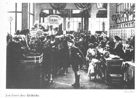 Gribiche de Jacques Feyder dans La Revue du Cinéma (1930)