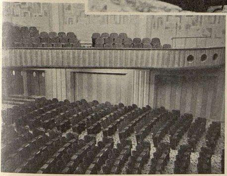 vue générale de la salle de l'Olympia (Cinémagazine 1930)