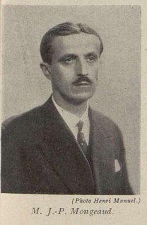 Jean-Paul Mongeaud (Cinémagazine 1930)