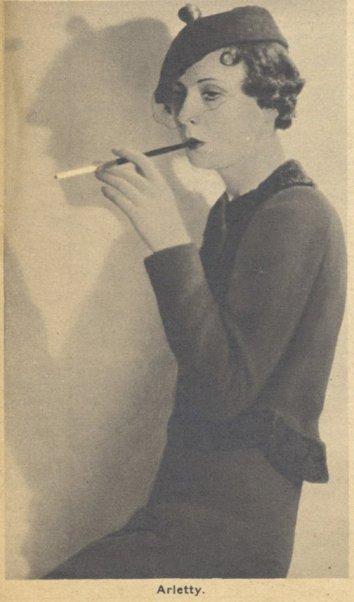 Arletty (Pour Vous 1935)
