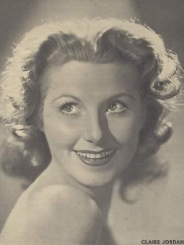 Claire Jordan (Pour Vous 1940)