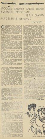 Pour Vous du 6 Septembre 1939
