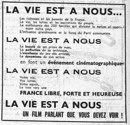 L'Humanité du 2 avril 1936