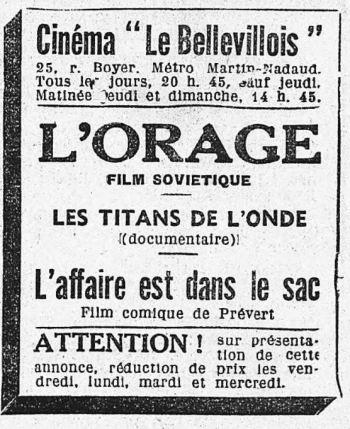 L'Humanité du 21 mai 1935