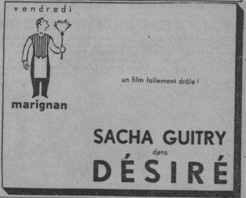 Paris-Soir du 2 décembre 1937