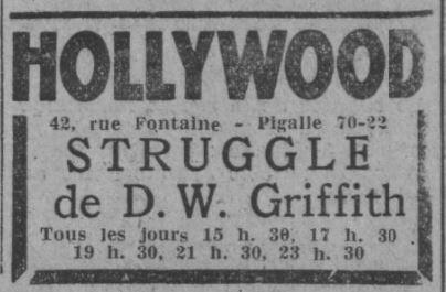 Paris-Soir du 29 novembre 1932