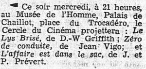 L'Intransigeant du 29 juin 1939