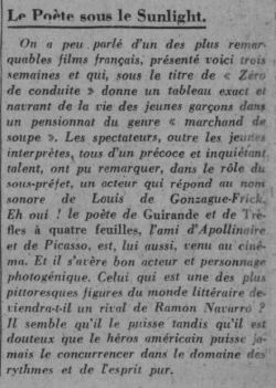 Marianne du 17 Mai 1933