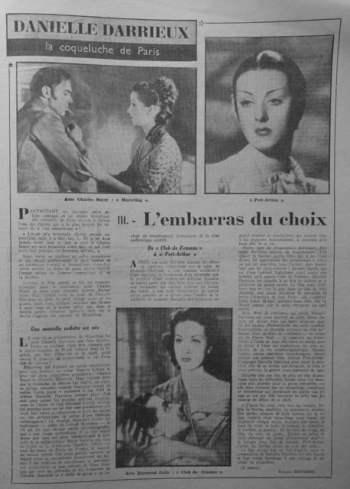 L'Ecran Français du 7 Décembre 1948