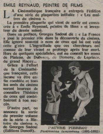 Regards du 22 mars 1946