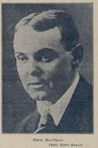 Cinémagazine du 20 novembre 1925