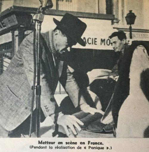 paru dans Cinémonde du 29 octobre 1946