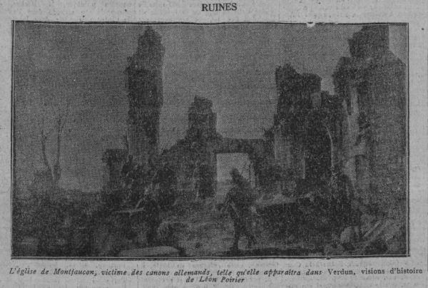 paru dans Comoedia du 10 juin 1928