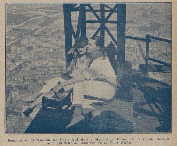 paru dans Cinémagazine du 5 Décembre 1924