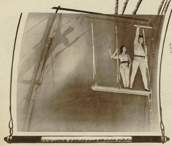 paru dans Cinémonde du 19 Décembre 1929