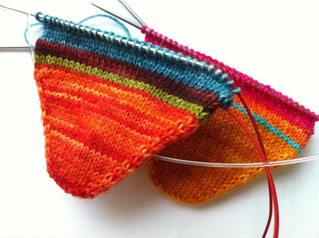 Le tricot – De fil en aiguille
