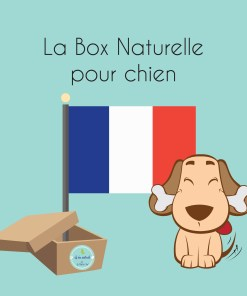 La Box Naturelle pour chien 100% Made in France