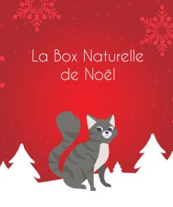 La Box Naturelle de Noël pour chat