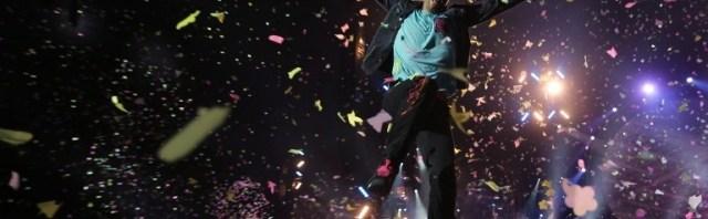 Coldplay au Stade de France