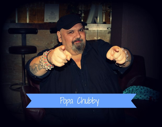 Popa Chubby - Interview - LaBrucette.com